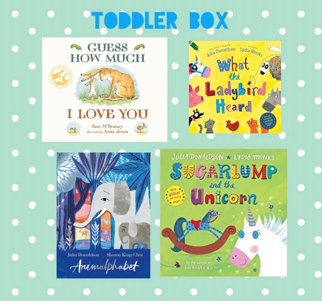 Book a Box Toddler Box