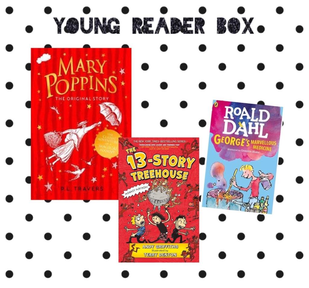 Book a Box Young Reader Box