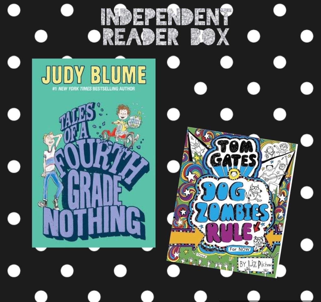 Book a Box Independent Reader Box