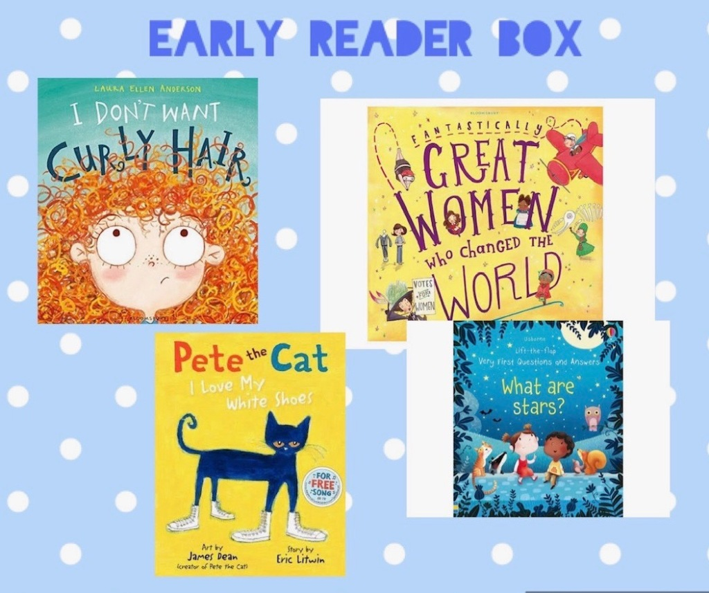 Book a Box Early Reader Box