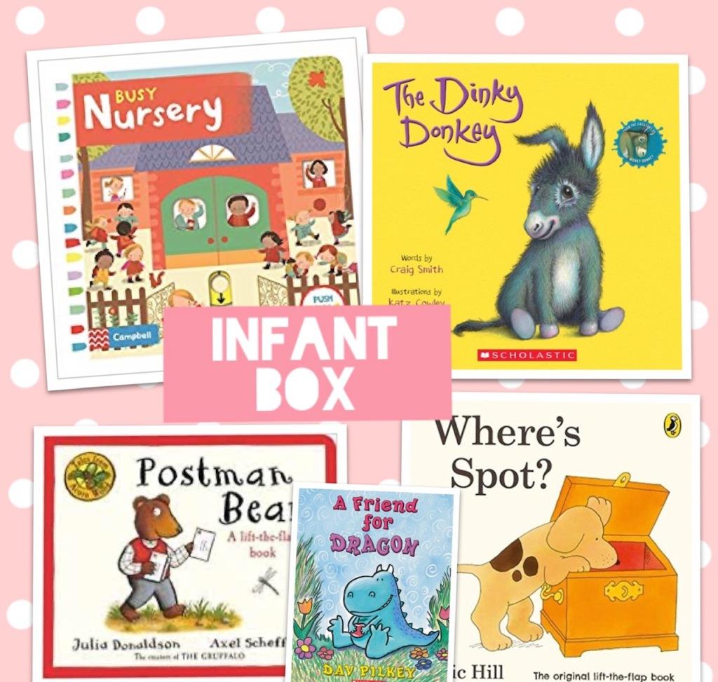 Book a Box Infant Box